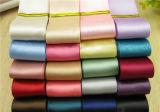 """25 Farben 50 Yards (25*2yd) 1/2 """" doppeltes Gesichts-festes Satin-Farbband-bewertete Mehrfarbenc$packen"""