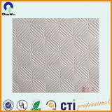 Белая пленка PVC для прокатанных PVC плиток потолка гипса