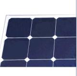 Il migliore prezzo 12V 24V 36V 48V ordina il comitato solare flessibile 100W