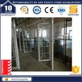 De bi-Vouwende Deur van het Balkon van het Glas van het aluminium met het Thermische Profiel van de Onderbreking