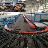 Granes cantidades de máquina de cristal de la producción de la placa de cristal de la bandeja
