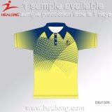 Рубашка пола сублимации цены по прейскуранту завода-изготовителя Healong Unisex