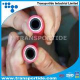 Hochdruckgewebe verstärkte 20 Stab-Druckluft-Gummi-Schlauch