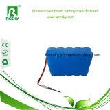 18650 12V 2000mAh Li-Ionbatterie-Satz für LED-Taschenlampen-Fackel
