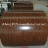 SPCC/SGCC/Dx51d PPGI Coils и Sheets/Wooden Pattern PPGI для Decoration Ral 3001 Ral9002 PPGI Coils Made в Китае