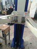 Máquina de levantamento da folha de dois bornes com tampa inferior