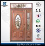 Porte en verre décorative de double de fibre de verre de Fangda
