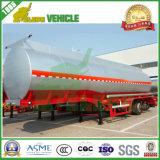 Tanker 40, 000 Liter van de Brandstof van de Ruwe olie Aanhangwagen van de Vrachtwagen van de Semi op Verkoop