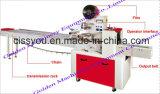 China-Nahrungsmittelbrot-Biskuit-Süßigkeit-Imbiss-Kissen-füllende Verpackungsmaschine