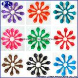 Populärer runder Partei-Ballon-Latex Hinauftreiben von Aktienkursen Standardfarben-Ballone