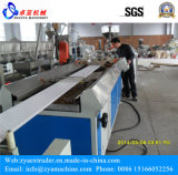 Panneau de voie de garage de PVC/panneau de mur/machine d'extrudeuse panneau de plafond