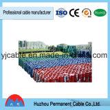 Alambre barato aislado PVC de cobre BV/Blv del cable eléctrico de la base