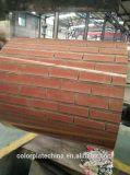 Hauptqualitätspurpurroter quadratischer Entwurf PPGI in Farbe beschichtetem Stahlring