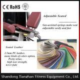 つけられていた足カールの/Tz-6001/Hammerの強さの体操装置の/Exerciseのスポーツの屈曲の適性機械