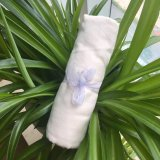 100% manta lavable impresa algodón suave de la muselina de la gasa del bebé
