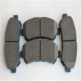 Het beste Verkopende Ceramische die Stootkussen van de Rem met Certificaat 92175205 wordt geplaatst