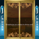 Foshan приурочивает раздвижные двери моста Huiye алюминиевые сломанные