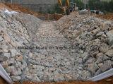 工場石造りの建物のための製造者によって電流を通されるGabionボックス金網