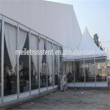 무역 결혼식 20X20m 카타르 말레이지아 높은 양 공간 경간에 의하여 주문을 받아서 만들어지는 알루미늄 옥외 큰천막 당 천막