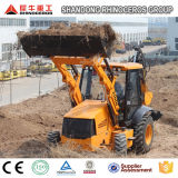 O carregador do Backhoe marca o Backhoe do carregador do trator 7ton