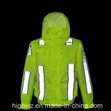 ANSI107 (C2445)를 가진 높은 힘 안전 비 재킷
