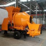 Mélangeur concret mobile déchargeant hydraulique (JDY350)