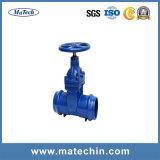 Soem-Präzision motorisierte 4 Wasser-Form-Stahl-Absperrschieber des Zoll-Pn16