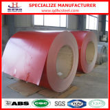 0.5mm Red Color PPGI Coils Prepainted Galvanized Iron Sheet