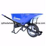 100 litros venda popular do Wheelbarrow do jardim da capacidade em Austrilia