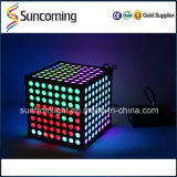 Magic Cube Hängeleuchte RGBW bunten LED-Disco-Licht