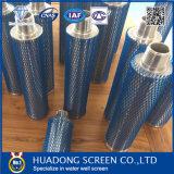 Filtration écran de bière / vin / jus / eau, filtre à bougie