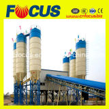 Hzs120 120m3/H, 120cum, 120cbm/H Ready Mixed Concrete Mixing Plant с ленточным транспортером
