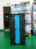 L'écran de location d'intérieur de l'Afficheur LED P4.81, le Module en aluminium du moulage mécanique sous pression DEL