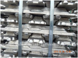 Grande pureté et porc de prix bas/lingot en aluminium