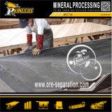 表の洗浄のプラントを揺する砂鉱の砂の鉱石のプロセス用機器の金
