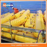 Saco de água do teste da carga da prova da sobrecarga do barco salva-vidas