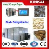 Машина для просушки обезвоживателя сушильщика теплового насоса рыб Kinkai