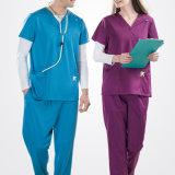 Uniforme d'hôpital d'infirmière, uniforme d'hôpital de femmes, uniformes médicaux de dames