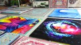 Hot Sale 100% Polyseter High Definition Printing Floor Carpet