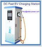 Type solaire à C.A. - 2 station de charge de 50kw Chademo CCS EV