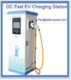 Solar-Wechselstrom-Typ - 2 Ladestation Setec EV 7kw-500kw der Aufladeeinheits-50kw Chademo/CCS EV Repid