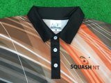 Custom 100% Polyester Polo Men Shirts