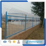 Diseño de acero decorativo de la cerca de la alta seguridad de China