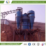 Separatore della polvere di uso della pianta di AAC