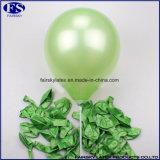 Farbe sortiert Latex-Ballon 10 Zoll für Dekoration-Partei-Perlen-Ballon