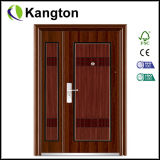 Steel esterno Door, Steel Security Door con CE (portello del ferro)