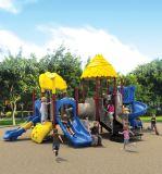 Дети высокого качества использовали напольное оборудование спортивной площадки для сбывания