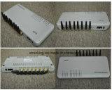 Входной входного 8sims GoIP8 8 Port GoIP gSM-VoIP входного входного VoIP GSM/IP GSM