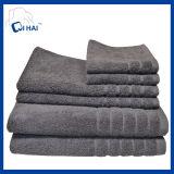 3PCS 5PCS 6PCS de Reeksen van de Handdoek van het Katoenen Gezicht van de Badhanddoek (QHT5596)