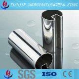 Aislante de tubo Polished del acero inoxidable para las barandillas de la escalera